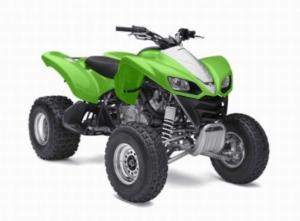 Quad ATV Kawasaki KFX 700